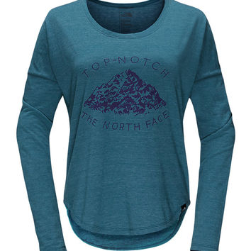 WOMEN'S LONG-SLEEVE MOUNTAIN VIEW TRI-BLEND TEE | United States