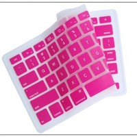 "BONAMART ® Silicone Keyboard Cover for MacBook apple mac 13""-15"""