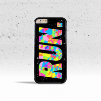 Confetti Run Case Cover for Apple iPhone 4 4s 5 5s 5c 6 6 Plus & iPod Touch