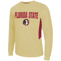 Florida State Seminoles :FSU: Trainer Long Sleeve T-Shirt – Gold