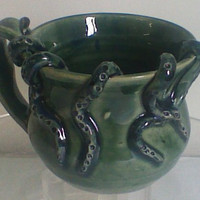 Cthulhu Coffee Tea Mug Cup - For that morning ARGGGGH LAST FOR 2013