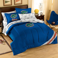 Florida Gators NCAA Bed in a Bag (Full)