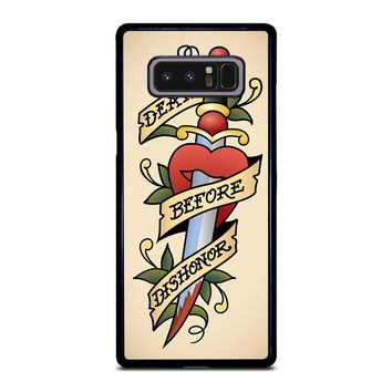 SAILOR JERRY TATTOO Samsung Galaxy Note 8 Case