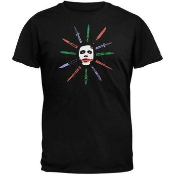 PEAPGQ9 Batman - Joker & Dagger T-Shirt