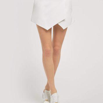 MIchi Birdie Skirt - White