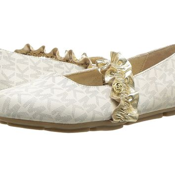 Michael Kors Girl's Rover Reeder Ballet Flat Shoes