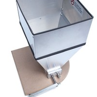 Barley Crusher Grain Mill with 15 Pound Hopper