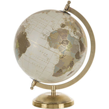 Gold Globe with Stand | Hobby Lobby | 1473198
