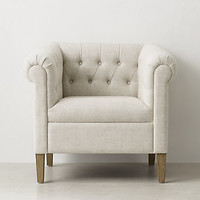 Paige Tufted Tub Chair