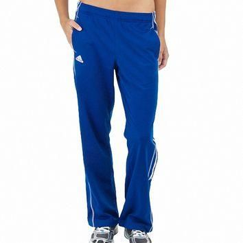 Adidas Women's Warm Up Pant at SwimOutlet.com - Free Shipping
