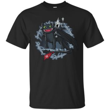 The Witch King And Toothless T-shirt