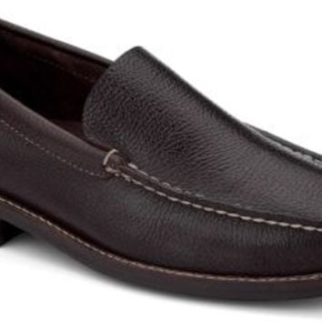 Sperry Top-Sider Essex Venetian Loafer Mahogany, Size 10W  Men's Shoes