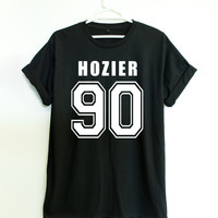 Andrew Hozier 90 - T shirt sport - Quote T shirt - Slogan T shirt - Made to order