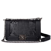 Golden Finger Brand Crossbody Bags Diamond Lattice Women Bag Designer Handbags Chain Ladies Women Messenger Bag