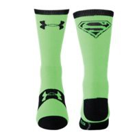 Under Armour Men's Under Armour Alter Ego Superman Crew Socks