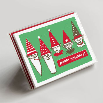 Happy Holiday Elves Boxed Set