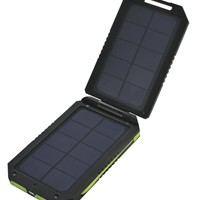 Cobra Electronics CPP 300 SP Dual Panel Solar USB Charger