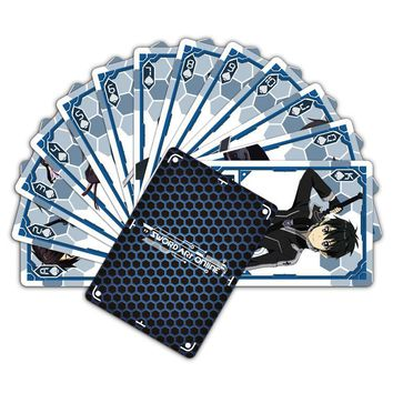 Sword Art Online SAO Collectible Playing Cards