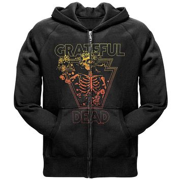 Grateful Dead - Retro Bertha Zip Hoodie