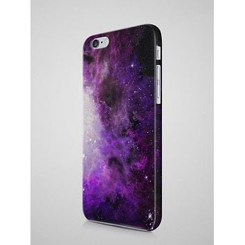 Purple Space iPhone 7 Case iPhone 6S Case iPhone 8