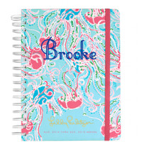 """PREORDER: Lilly Pulitzer Large Agenda """"Jellies Be Jammin"""" 2014/2014"""