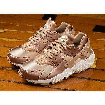 Huarache Rose Gold