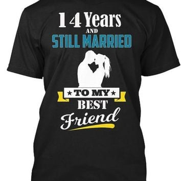Married To My Best Friend For 14 Years