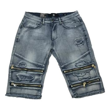 Jordan Craig - Mens - Fashion Moto Shorts