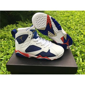 Air Jordan 7 Atlanta Olympics Basketball shoes
