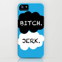 Supernatural Fault iPhone & iPod Case by ElectricShotgun