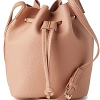 maeve mini bucket bag