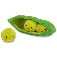 Amazon.com: Disney Toy Story 3 Peas-in-a-Pod Plush Toy -- 8'': Toys & Games