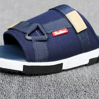 Men Trendy Slippers for Beach Outdoor Size 39-44 on Sales [6849254595]