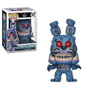 Twisted Bonnie Funko Pop! Books Five Nights at Freddy's Twisted Ones