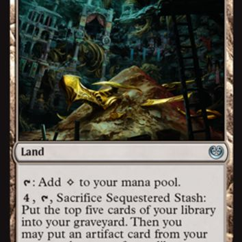 Magic: the Gathering - Sequestered Stash (248/264) - Kaladesh - Foil