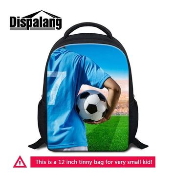 Boys bookbag trendy Dispalang Little Small for Kinder Garden Kids Mochilas Nice Printed Baby Backpack Children's s Supply Daypack for Boys AT_51_3