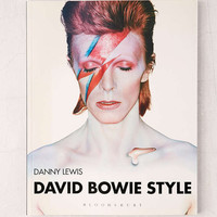 David Bowie Style By Danny Lewis - Urban Outfitters