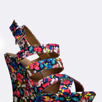 CHARLEEN-09 WEDGE