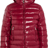 Pyrenex - Spoutnic quilted glossed-shell down jacket
