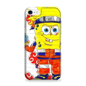 Spongebob NARUTO iPhone 6 | iPhone 6S Case