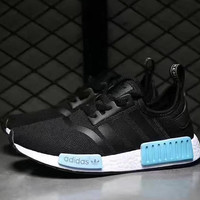 shosouvenir::Adidas NMD R1 3M Reflective shoelace Fashion Trending Running Sports Shoes