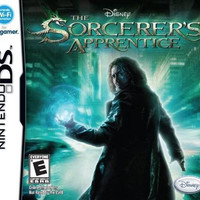 The Sorcerer's Apprentice - Nintendo DS (Game Only)