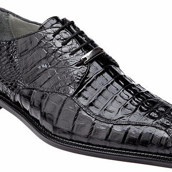 Chapo Hornback Crocodile Oxford by Belvedere
