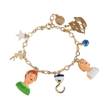 N2 by Les Néréides FLY WITH ME MULTI CHARMS BRACELET