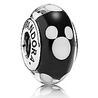 Mickey Mouse ''Classic Mickey'' Charm by PANDORA