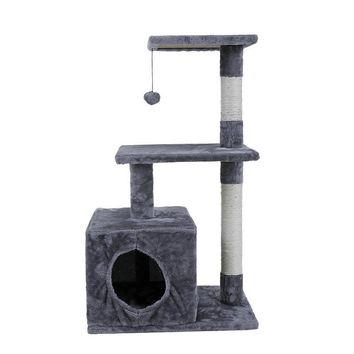 Fun Cat Condo Furniture Climbing Tree