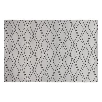 Heather Dutton Fuge Stone Woven Rug