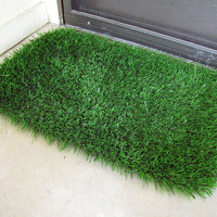 $24.95 Grassmat by seanmragan on Etsy