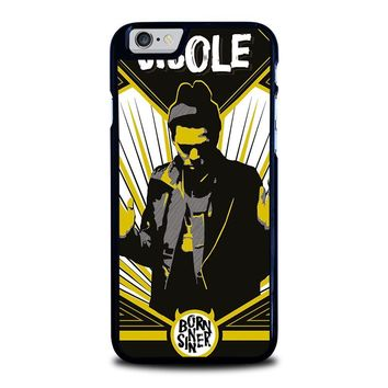 J. COLE BORN SINNER iPhone 6 / 6S Case Cover