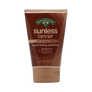 Natures Gate Sunless Tanner - 4 fl oz